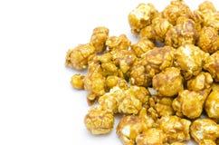 Popcorn καραμέλας Στοκ Εικόνα