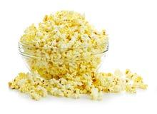 popcorn κύπελλων Στοκ φωτογραφίες με δικαίωμα ελεύθερης χρήσης