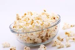 popcorn κύπελλων στοκ φωτογραφίες