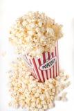popcorn χαρτοκιβωτίων στοκ φωτογραφία με δικαίωμα ελεύθερης χρήσης