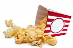 Popcorn royaltyfria bilder