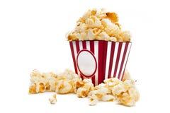 Popcorn arkivfoton
