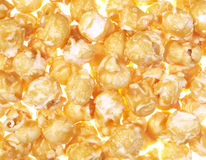 Popcorn. Close-up of toffee popcorn Royalty Free Stock Image