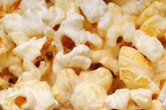 Popcorn. A shot of a popcorn Stock Images