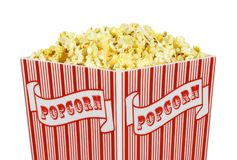 Popcorn 2 Royalty Free Stock Photography