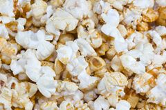 Popcorn. Stock Images