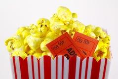 Popcorn 3 stockfotos