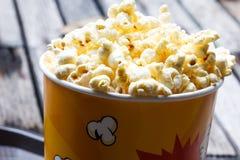 Popcorn Fotografia Stock Libera da Diritti