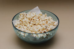 popcorn Immagini Stock Libere da Diritti