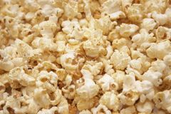 Popcorn. Photo of popcorn Stock Image