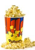 popcorn Στοκ φωτογραφίες με δικαίωμα ελεύθερης χρήσης