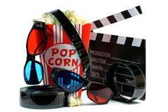 Popcorn arkivfoto