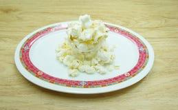 Popcorn Appetize Στοκ εικόνες με δικαίωμα ελεύθερης χρήσης