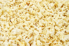 Popcorn Background Stock Photography