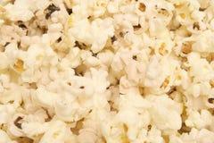 Popcorn background. Shot of a full popcorn background Stock Photos
