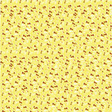 Popcorn background. Background of popcorn to be used as wallpaper Royalty Free Stock Photo