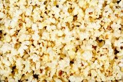 Popcorn background Stock Photos