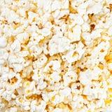 Popcorn background texture Stock Image