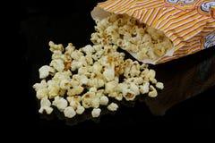 Popcorn bag Royalty Free Stock Photos
