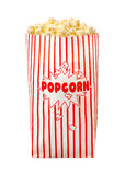Popcorn Bag isolated Royalty Free Stock Photos