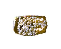 Popcorn in bag photographed from Royalty Free Stock Photo