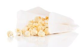 Popcorn bag Royalty Free Stock Image