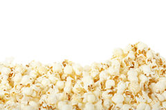 Popcorn border Royalty Free Stock Photos