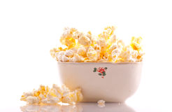 Popcorn Bowl Royalty Free Stock Photos