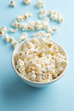Popcorn in bowl Royalty Free Stock Photography