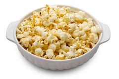 Popcorn in a bowl Royalty Free Stock Image