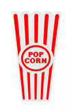 Popcorn box Royalty Free Stock Photo