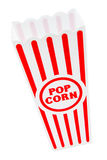 Popcorn box Stock Photo