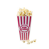 A popcorn box Royalty Free Stock Images