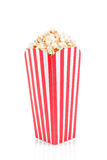 Popcorn box Royalty Free Stock Images