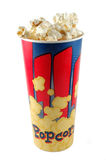 Popcorn Bucket Royalty Free Stock Image