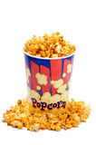 popcorn bucket Stock Photos