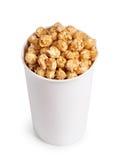 Popcorn bucket Royalty Free Stock Photo