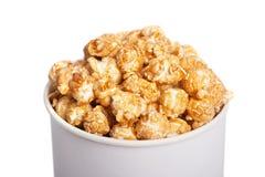 Popcorn bucket Stock Image