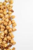 Popcorn caramel Stock Image