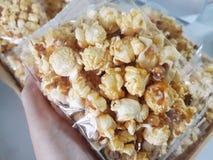 Popcorn royalty-vrije stock afbeelding