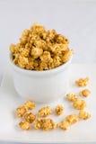 Popcorn Carmel Stock Images