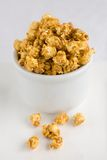 Popcorn Carmel Royalty Free Stock Photo