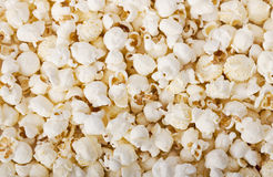 Popcorn close-up Stock Photos