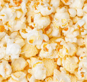 Popcorn close-up Royalty Free Stock Image