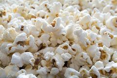 Popcorn Close Up Stock Image