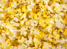Popcorn Close View Royalty Free Stock Images