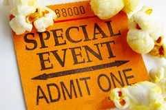 Free Popcorn Closeup Stock Photography - 1786432