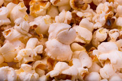 Popcorn closeup Royalty Free Stock Photos