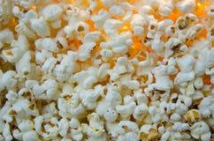 Popcorn. Closeup of popcorn machine at the cinema royalty free stock photo