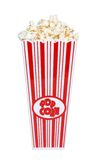 Popcorn In A Container Royalty Free Stock Images